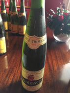 1989 Trimbach Muscat Reserve - Benson Fine Wines
