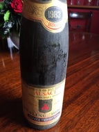 1983 Hugel Riesling 'Cuvee Tradition' - Benson Fine Wines