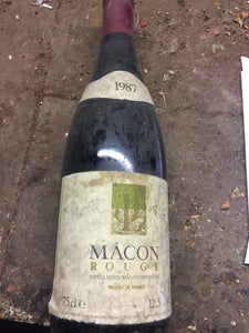 1987 Macon Rouge - Benson Fine Wines