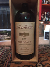 Load image into Gallery viewer, 1988 Malesan - Benson Fine Wines