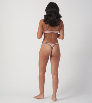 Filigree Thong