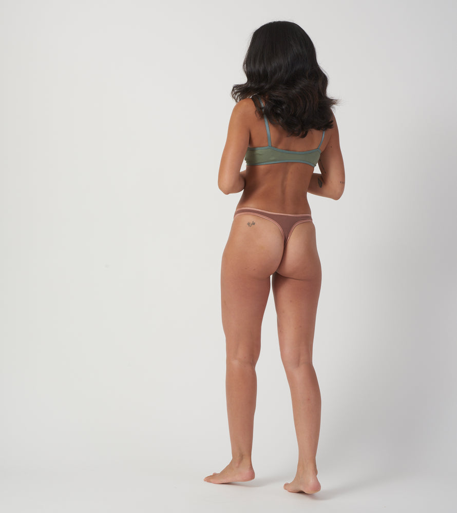 Nutmeg Thong