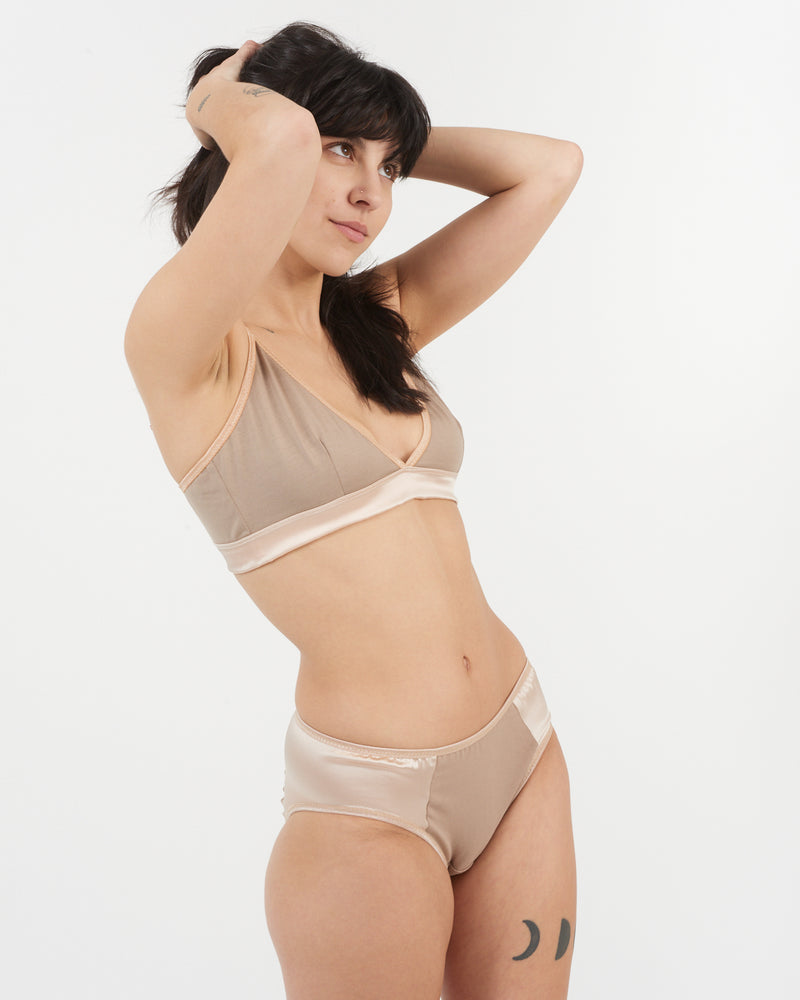Latte Alchemy Bra