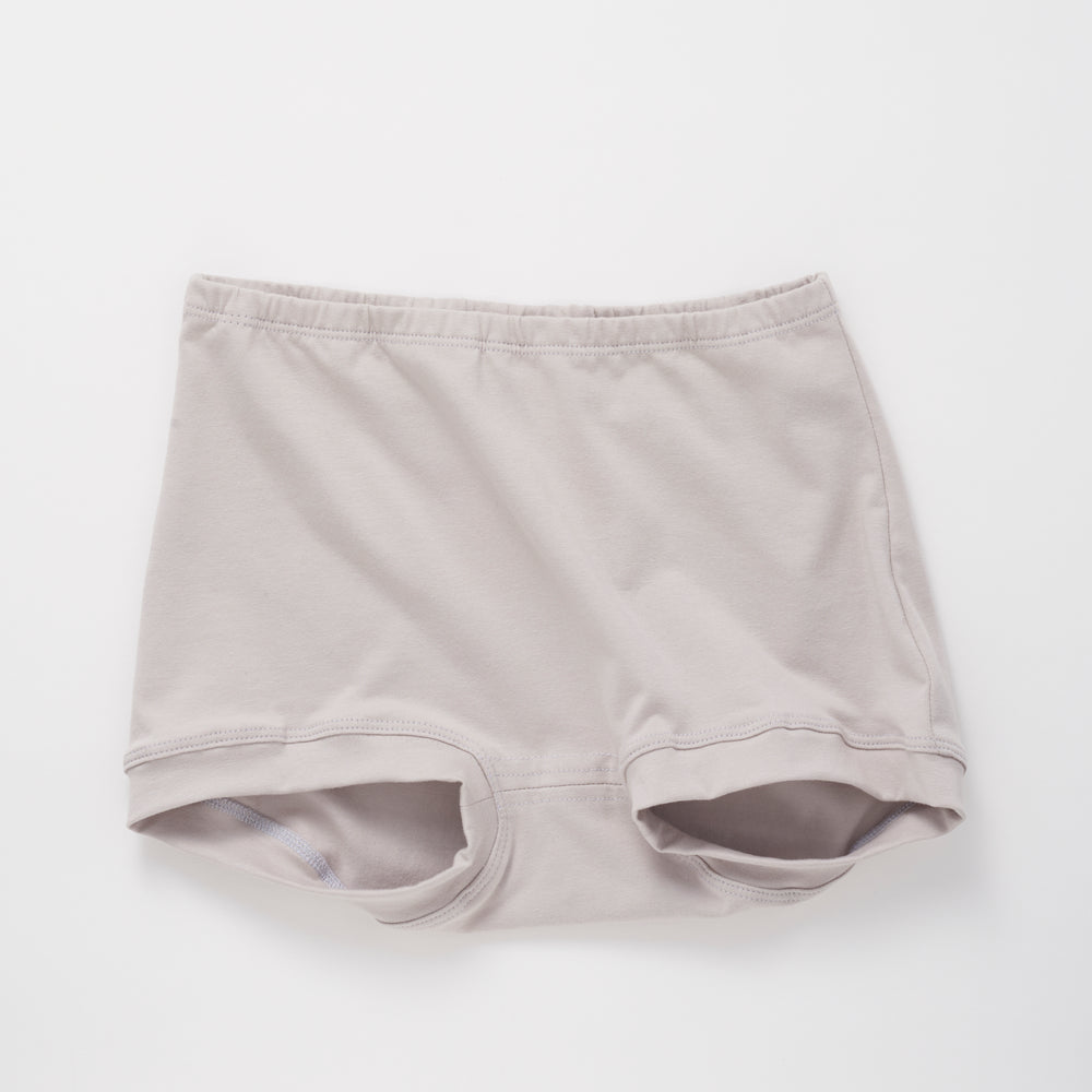 Light Gray Boyshort