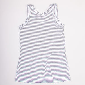 Stripe Organic Tank Top