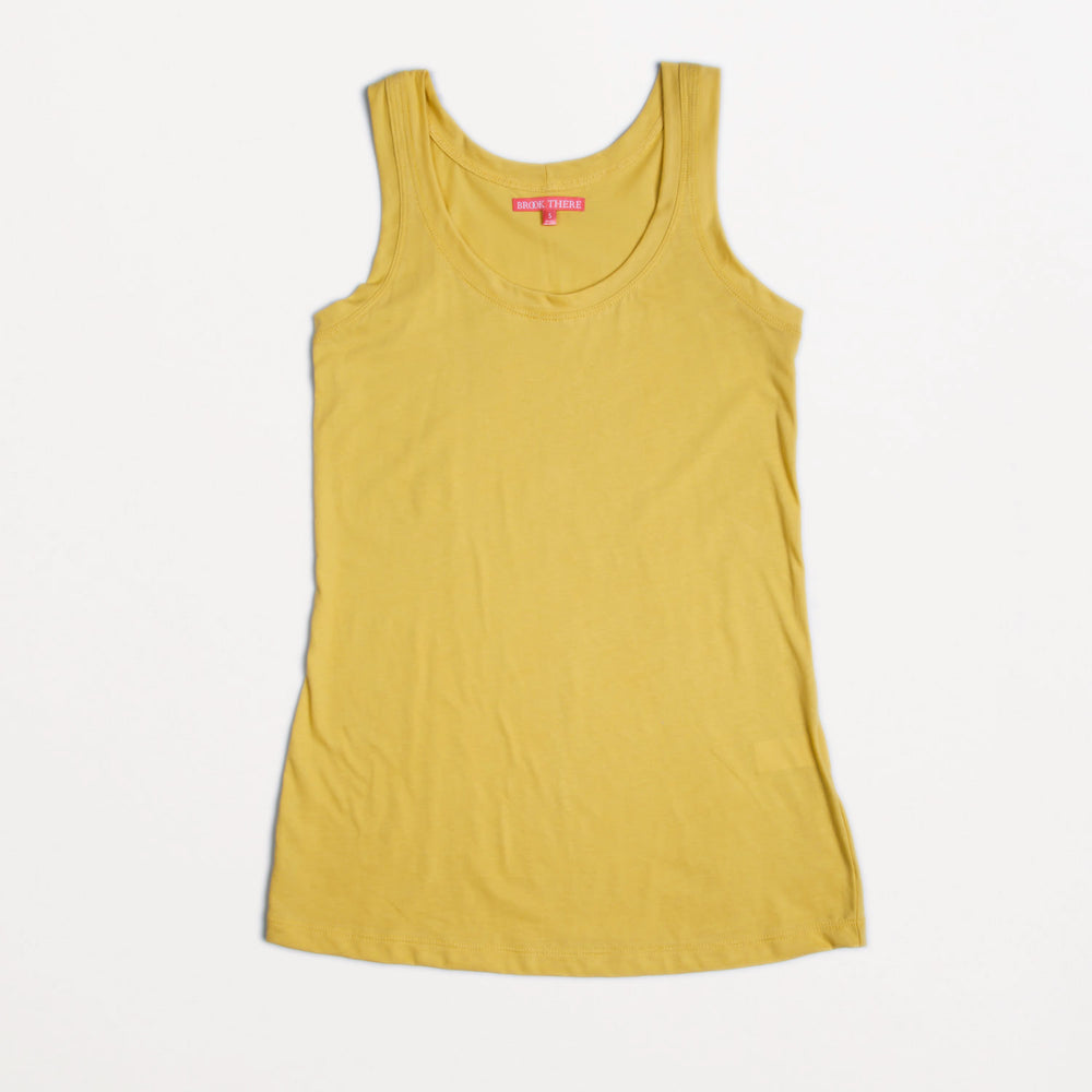 Goldenrod Organic Tank Top