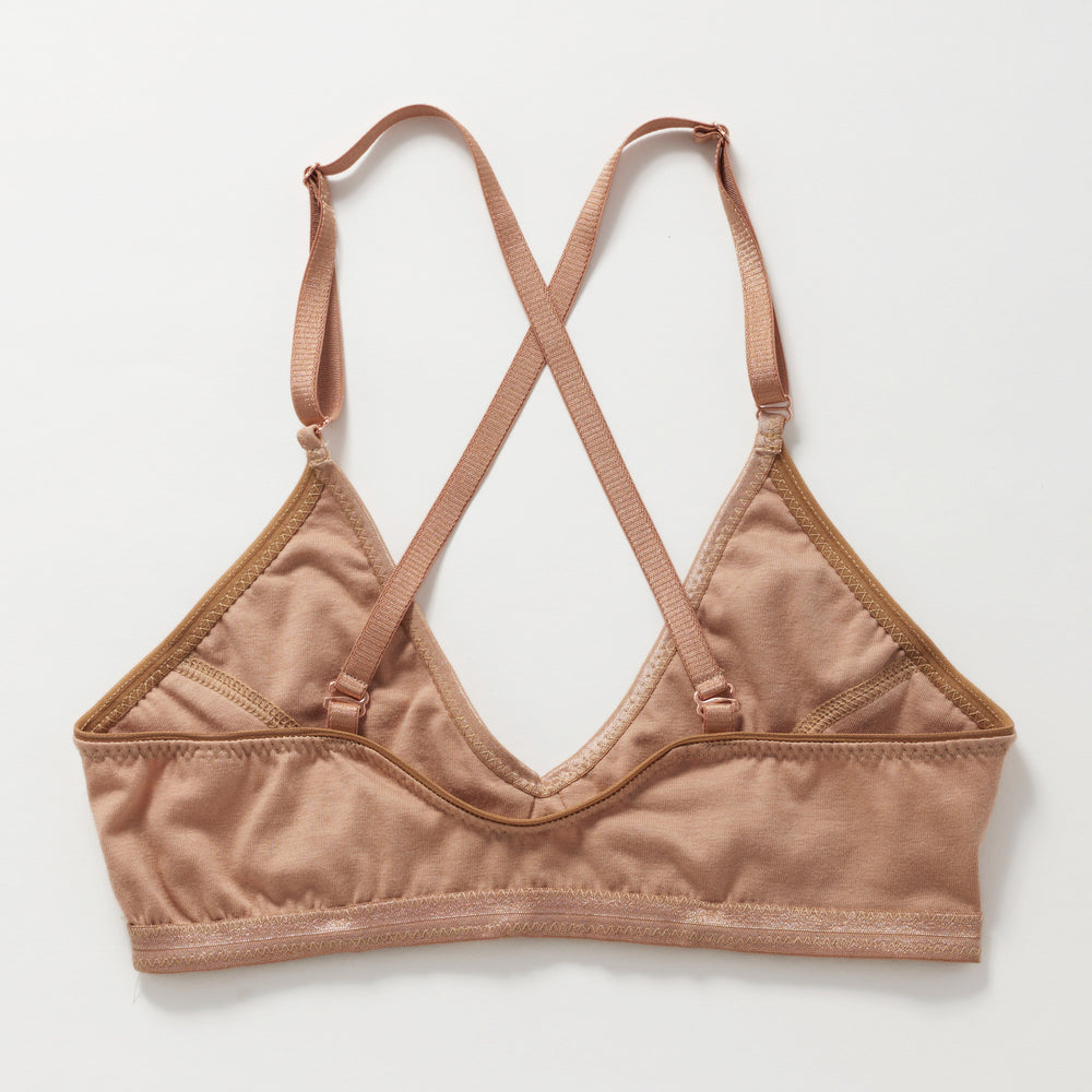 Buff Curve Convertible Bra