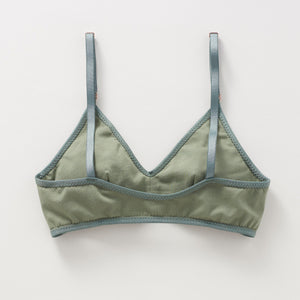 Fern Triangle Bra
