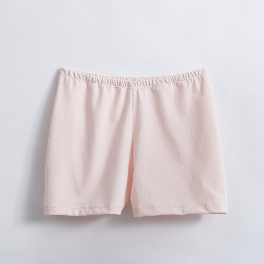 Rose Quartz Organic Jersey Short