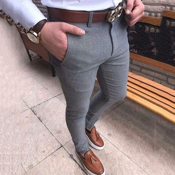 Smart Trouser in Grey