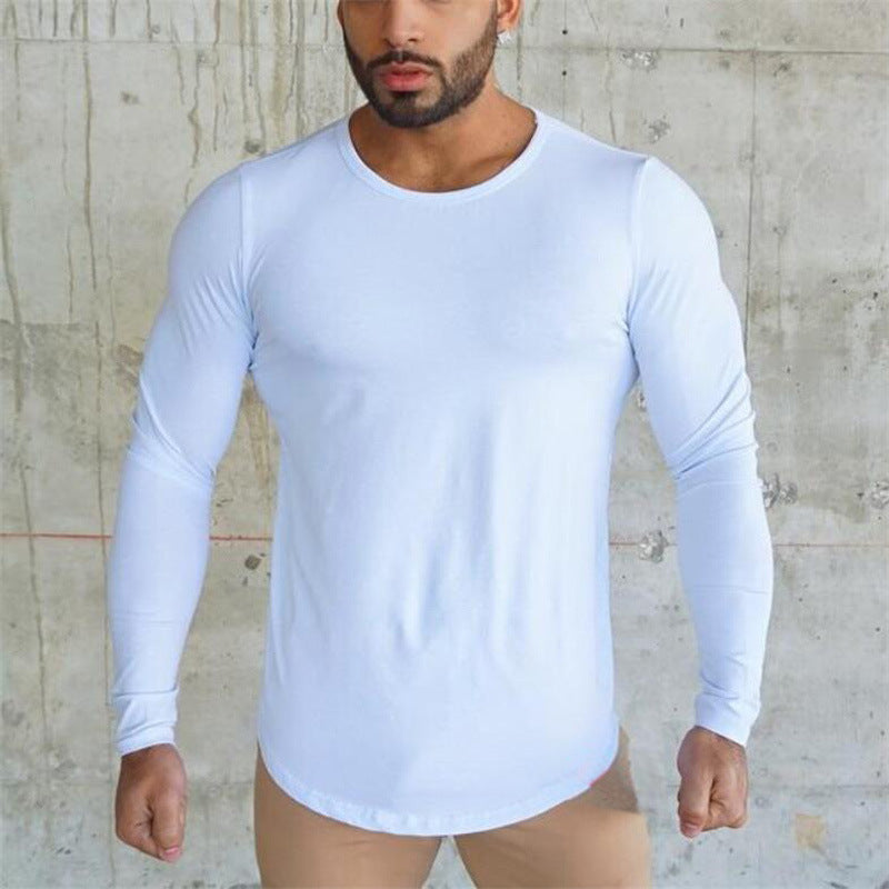 Long Sleeve Top in White