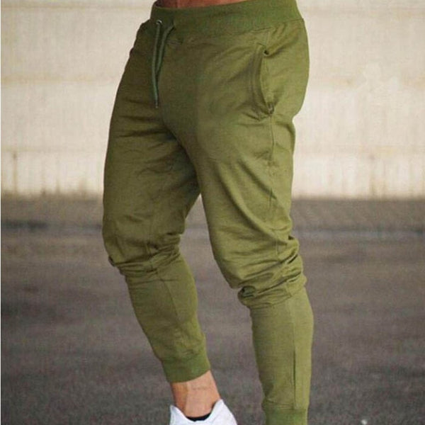 Jogger Pants in Green