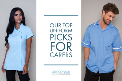 Our Top Uniform Picks for Carers