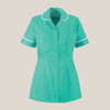 Memory Pastel with White Trim Classic  Healthcare Tunic