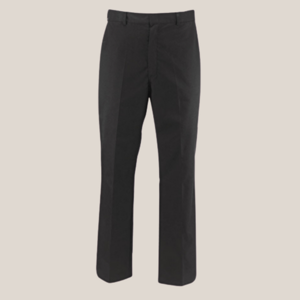 Sigmund Men's Concealed Elasticated Waist Trousers