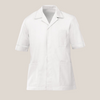 Richmond Men's White Lightweight Healthcare Tunic
