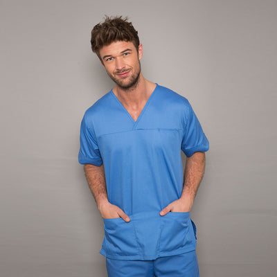 Howser Unisex Smart Scrub Tunic