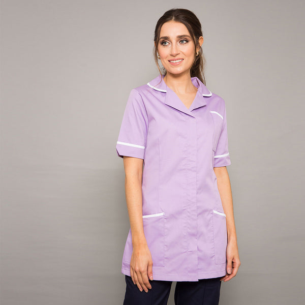 Legacy Classic Collar Light Coloured Healthcare Tunic