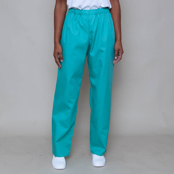 Cori Unisex Medical Smart Scrub Trousers (Greene) in Regular