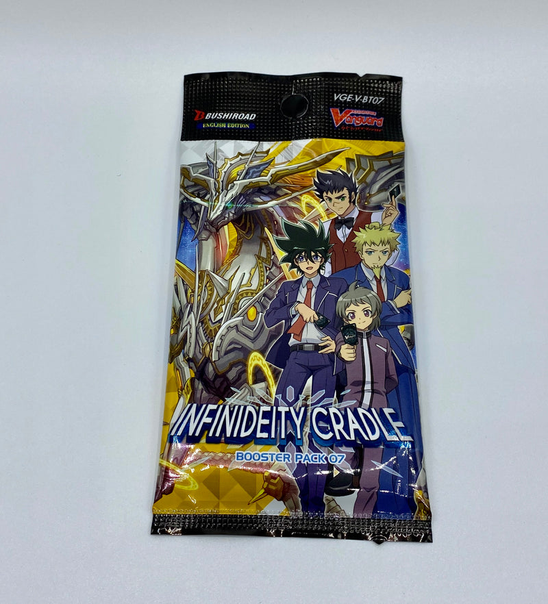 Cardfight Vanguard: Infinideity Cradle Booster Pack