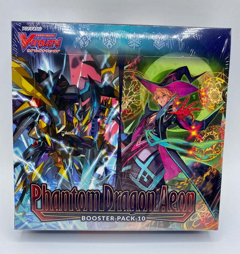 Cardfight Vanguard: Phantom Dragon Aeon Booster Box