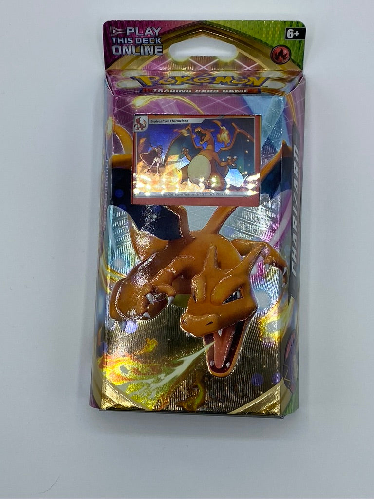 Pokemon TCG: Sword & Shield Vivid Voltage Theme Deck - Charizard