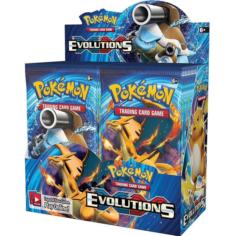 Pokemon TCG: XY-Evolutions Sealed Booster Box