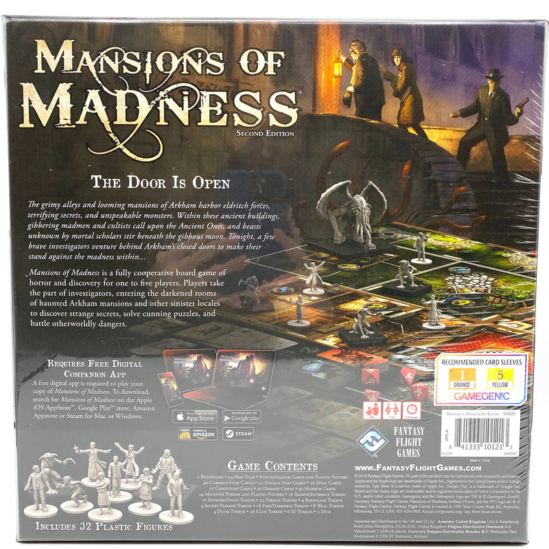 Mansions of Madness-2nd Edition