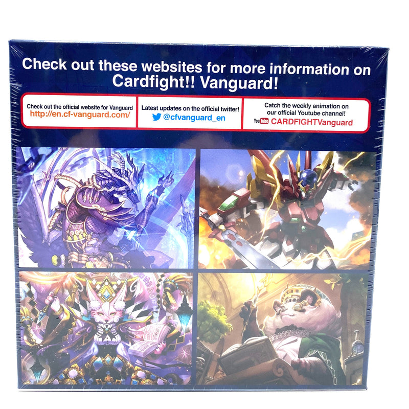 Cardfight Vanguard: Storm of the Blue Cavalry Booster Box