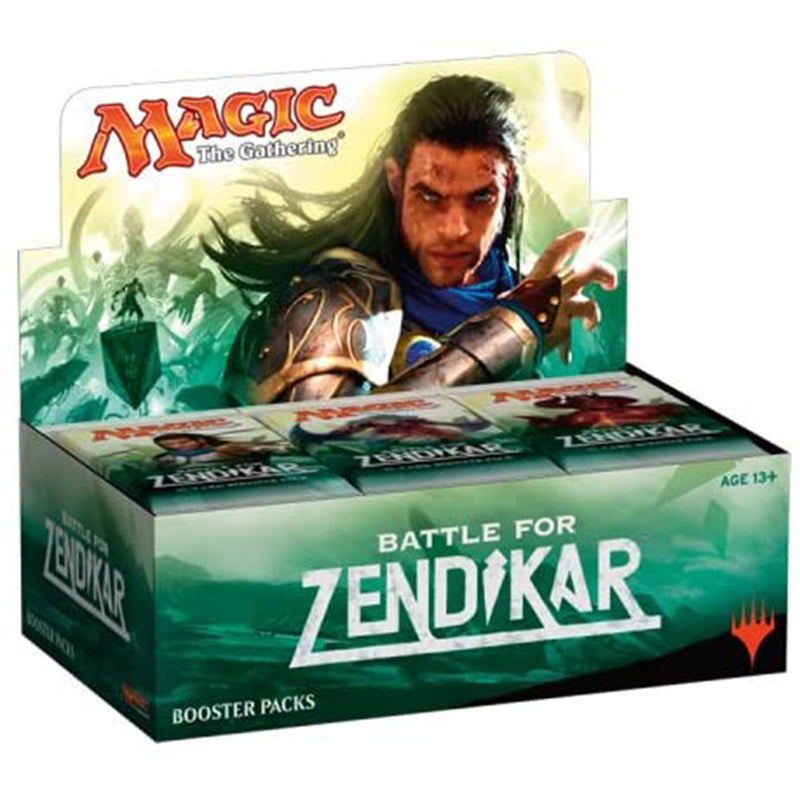 Magic the Gathering: Battle for Zendikar Booster Box