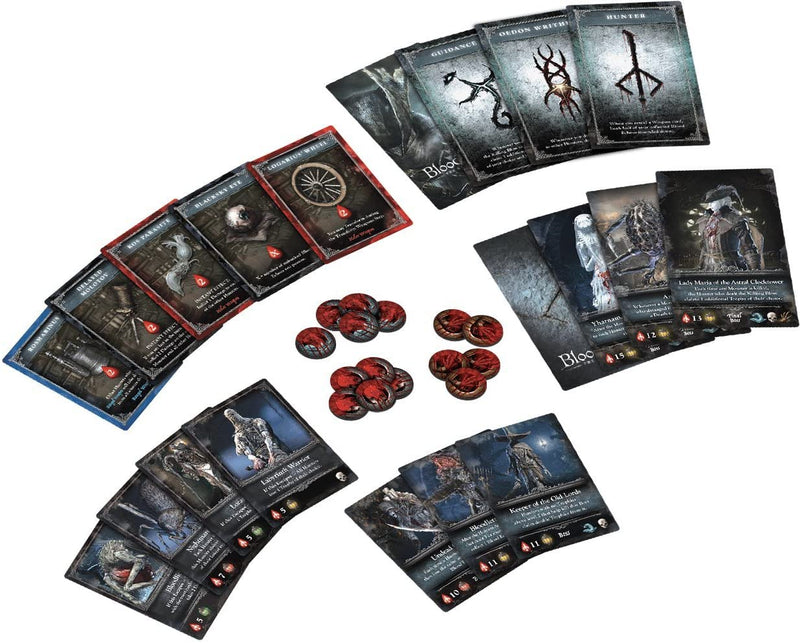 Bloodborne The Card Game: The Hunter's Nightmare Expansion