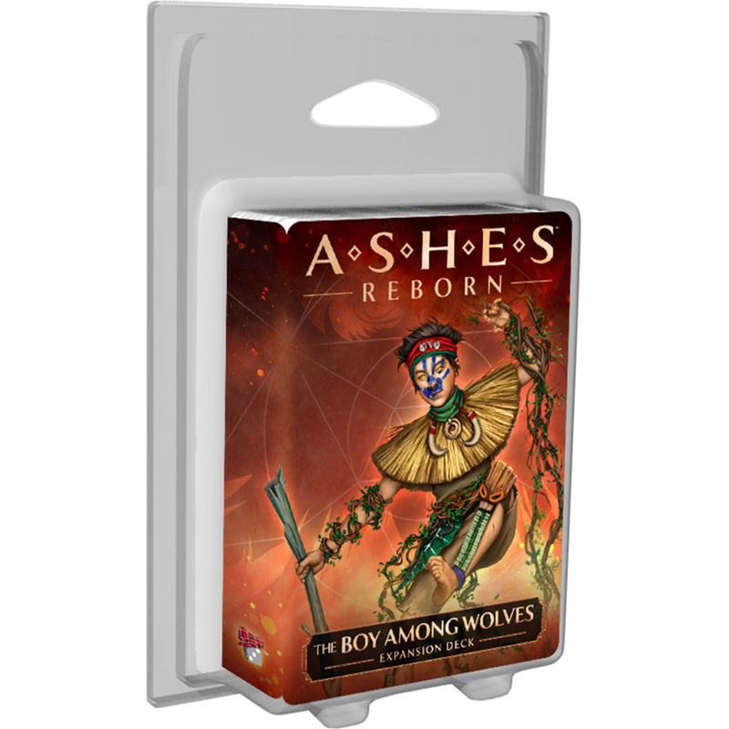 Ashes Reborn: The Boy Among Wolves - Expansion Deck