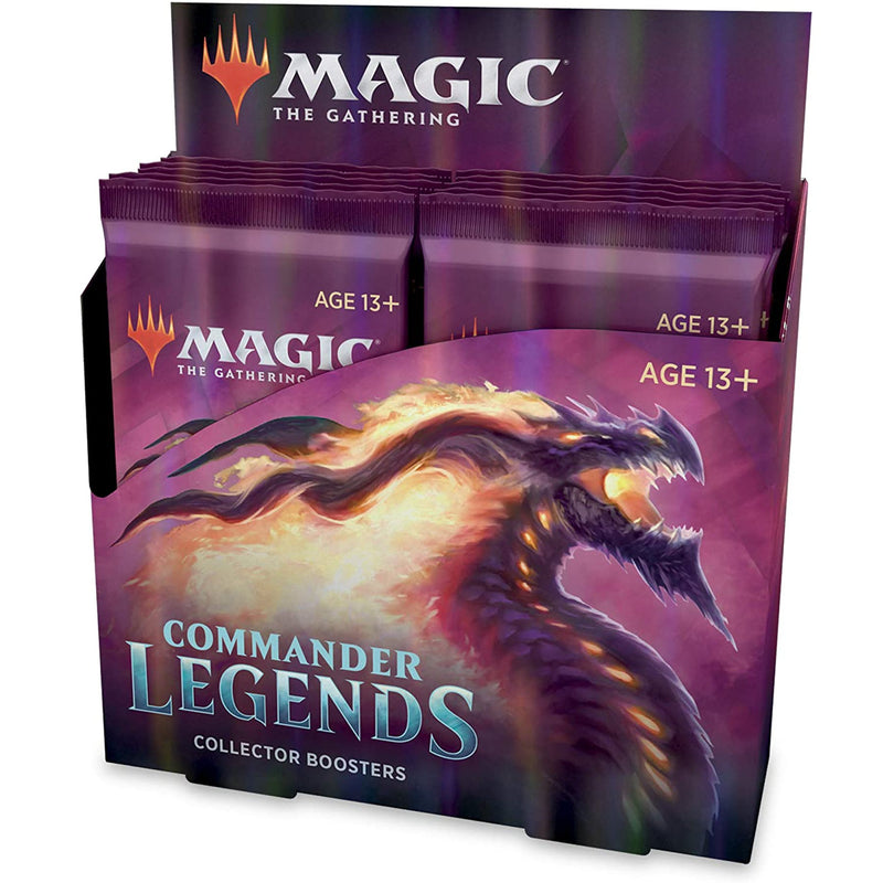 Magic the Gathering: Commander Legends - Collector Boosters Box