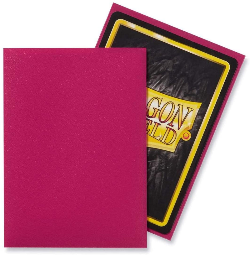 Dragon Shield Matte Sleeves - Magenta (100-Pack)