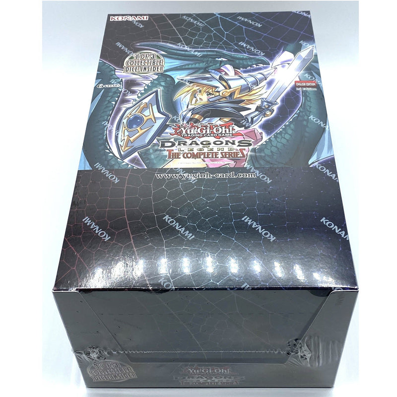 Yu-Gi-Oh: Dragons of Legend - The Complete Series