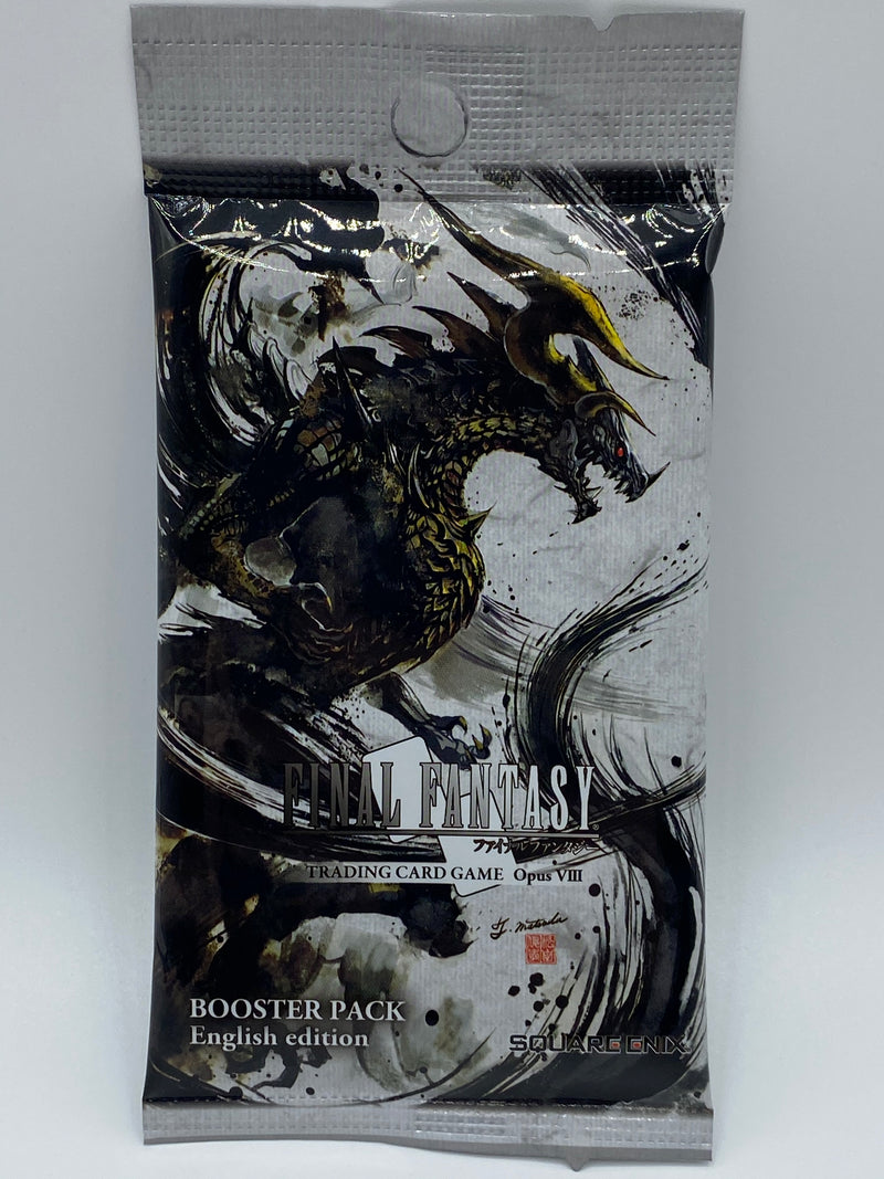 Final Fantasy Opus 8 (VIII) Single Booster Pack