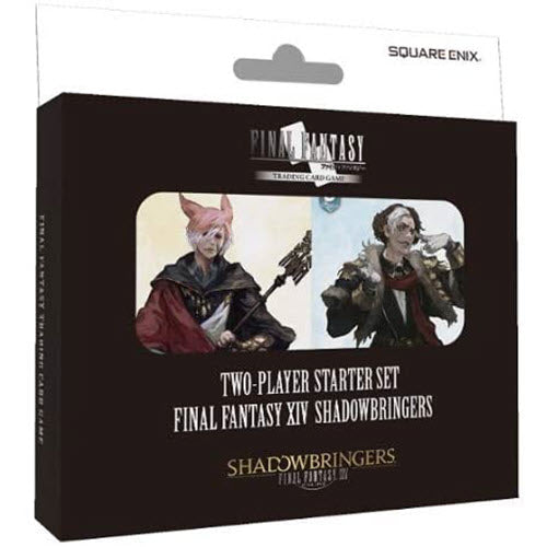 Final Fantasy: XIV Shadowbringers - 2 Player Starter Set