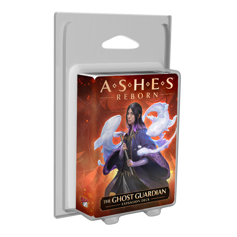 Ashes Reborn: The Ghost Guardian - Expansion Deck