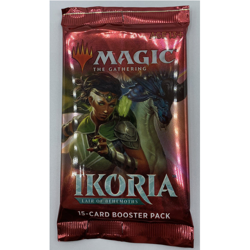 Magic the Gathering: Ikoria Lair of Behemoths Booster Pack