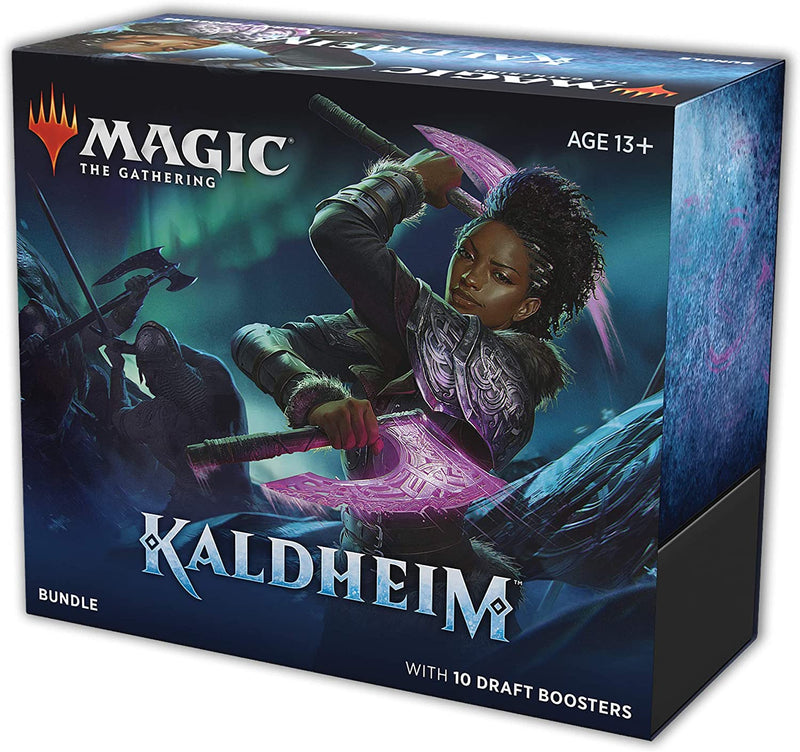 Magic the Gathering: Kaldheim Bundle