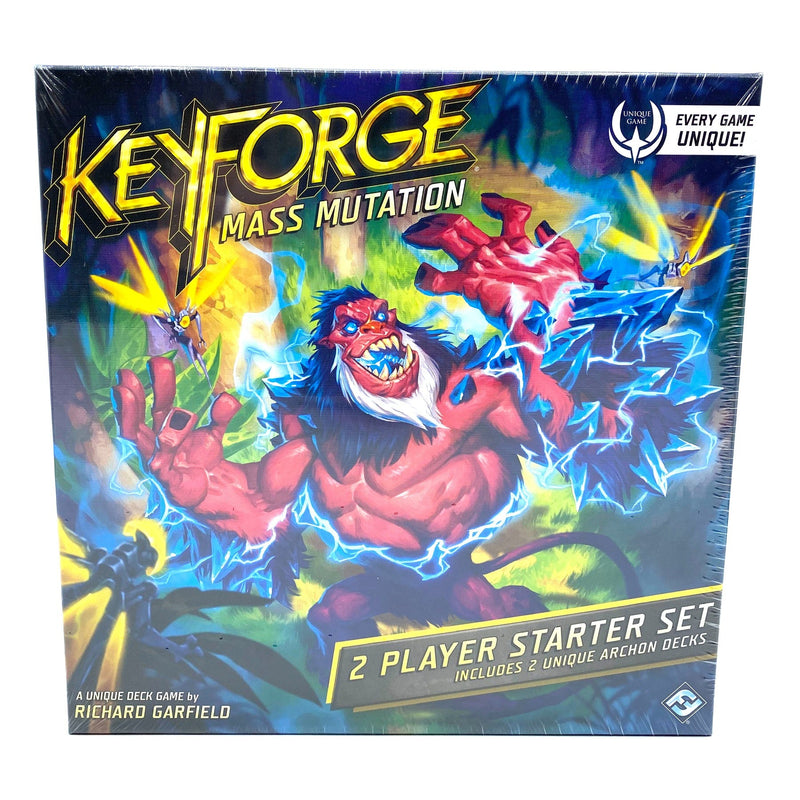 KeyForge Mass Mutation: 2 Player Starter Set