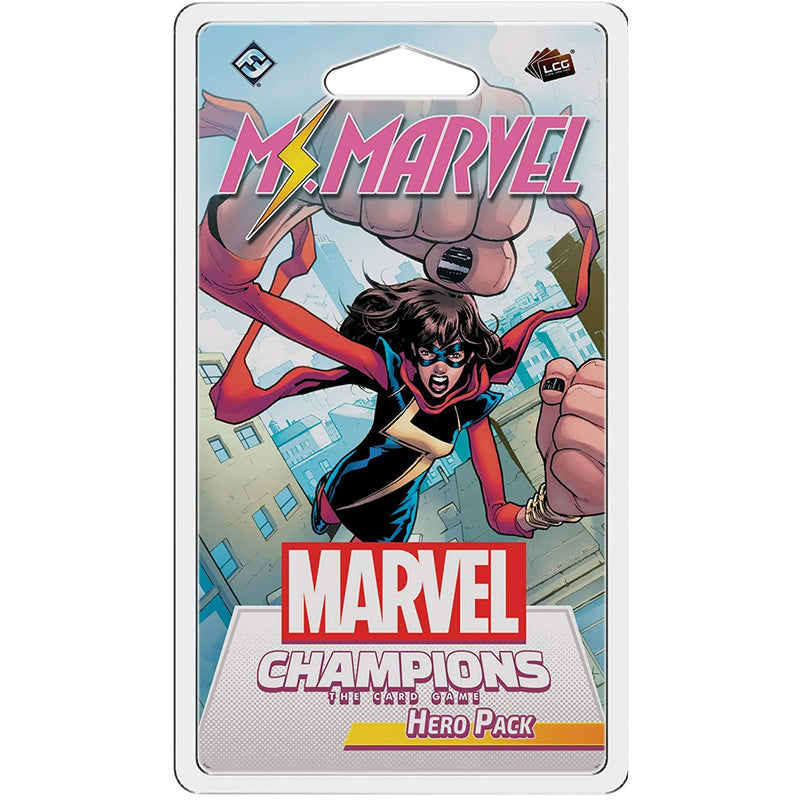 Marvel Champions: Hero Pack - Ms. Marvel