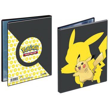 Ultra Pro: Pokemon 4 Pocket Portfolio - Pikachu