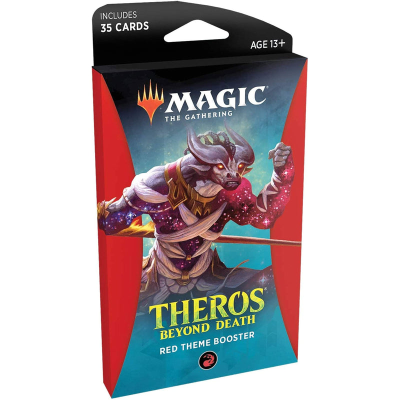 Magic the Gathering: Theros Beyond Death Theme Booster-Red