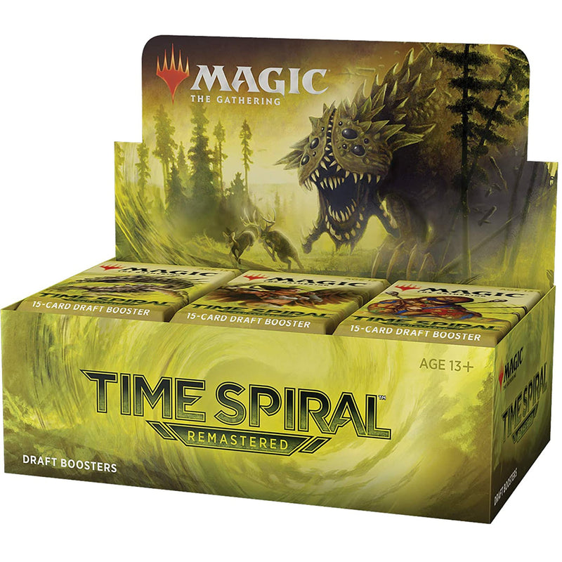 Magic the Gathering: Time Spiral Remastered Sealed Draft Booster Box