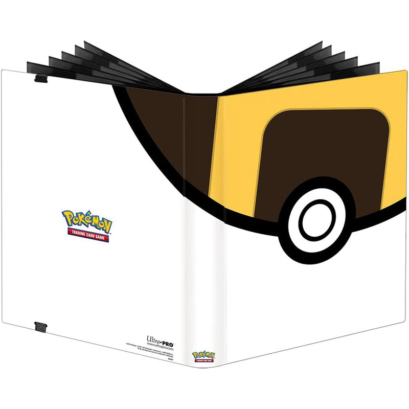 Ultra Pro: Pokemon Ultra Ball 9 Pocket Binder