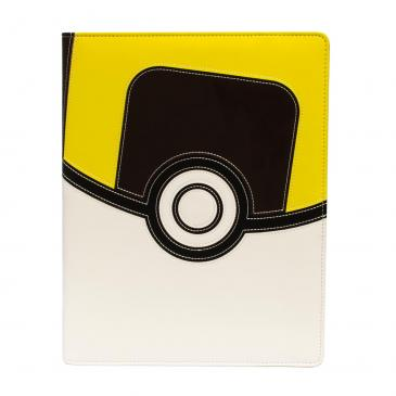 Ultra Pro: Pokemon 9 Pocket Premium Pro Binder - Ultra Ball