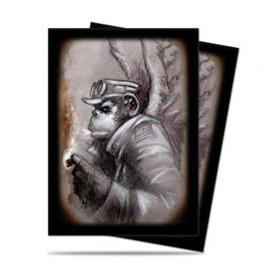 Ultra Pro: Darkside of Oz-Deck Protectors 50 ct - Monkey General