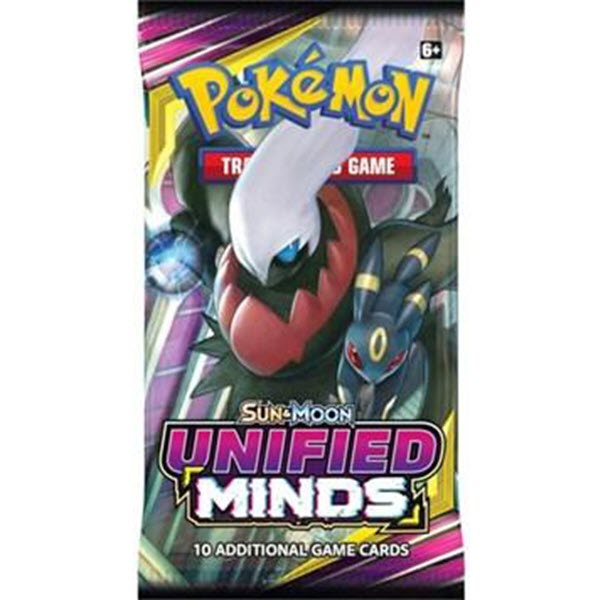Pokemon TCG: Sun & Moon Unified Minds Booster Pack