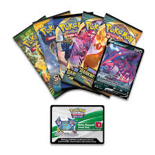 Pokemon TCG: V Powers Tin - Eternatus